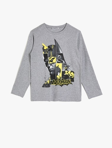 Koton Kids Tişört Gri